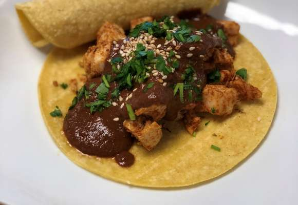 Southern Mexican Tacos